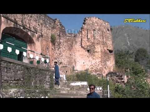Neelum valley Tour (22) Red Fort, Muzaffarabad