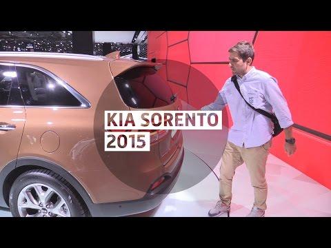 KIA Sorento 2015 - Большой тест-драйв - Парижский автосалон