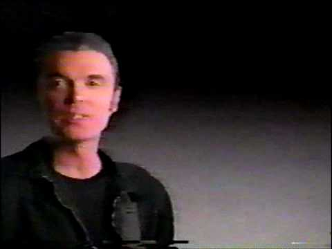David Byrne - She