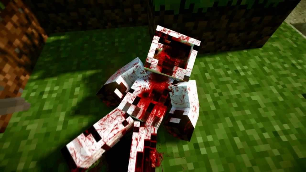 Minecraft Starwars Minewars The Prologue In 3d Youtube