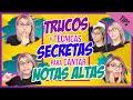 7 TRUCOS SECRETOS Para CANTAR NOTAS ALTAS SINGING HACKS Clases De Canto Gret Rocha mp3