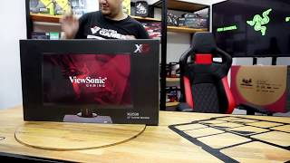 ViewSonic XG2530 Review en español - 240Hz  Monitor Gaming