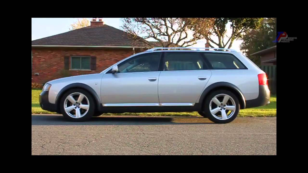 audi allroad quattro air suspension ipp youtube. Black Bedroom Furniture Sets. Home Design Ideas