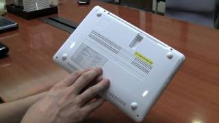 ASUS Eee PC 1008HA hands on