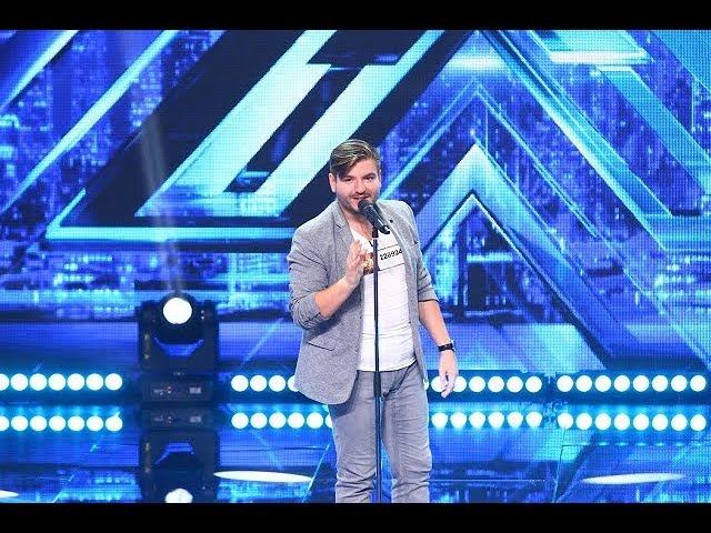Vezi interpretarea lui Alexandru Moldoveanu, la X Factor!