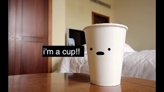 i'm a CUP