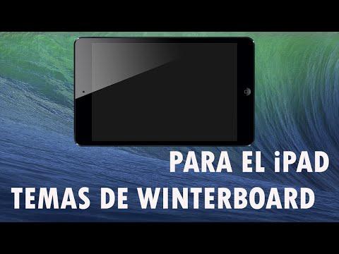 5 Temas de WinterBoard Para el iPad