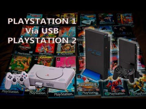 Juega PS1/PSX en tu PS2 Via USB