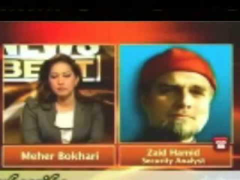 Pakistan Parliament Dismiss Top Security Official Zaid Hamid Kazzab