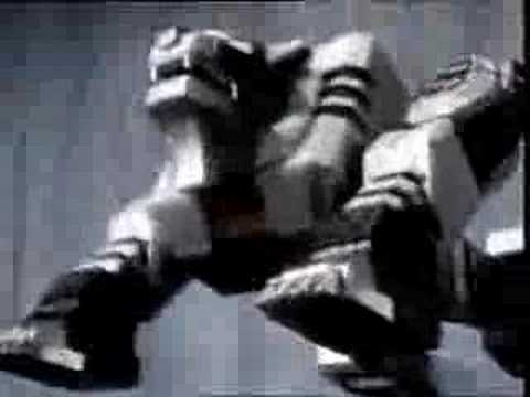 Power Rangers - Mighty Morphin Megazords Video