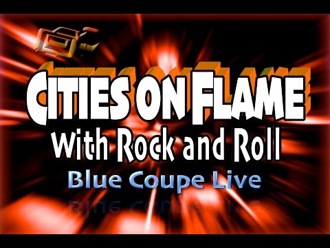 Cities On Flame (Blue Oyster Cult cover) by Blue Coupe