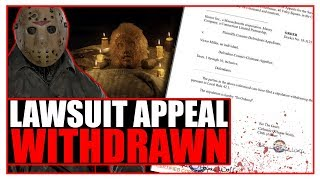 Friday the 13th Lawsuit Update | Horror Inc. Withdraws Appeal