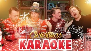 CHRISTMAS KARAOKE! - Met Bram & Tom