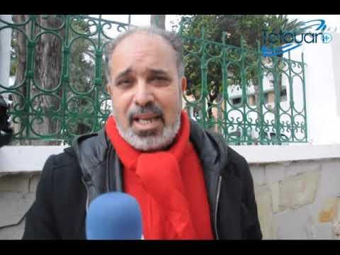 تصريح للاستاذ العربي الداودي حول انتفاضة الادارة التربوية