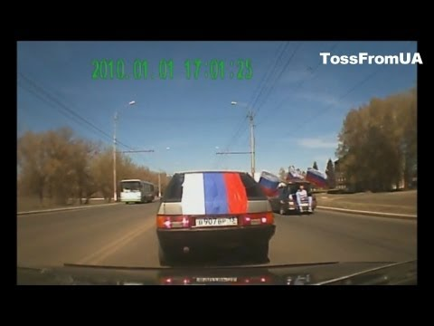 New Russia Car Crash Compilation May 2013. (Part 29)