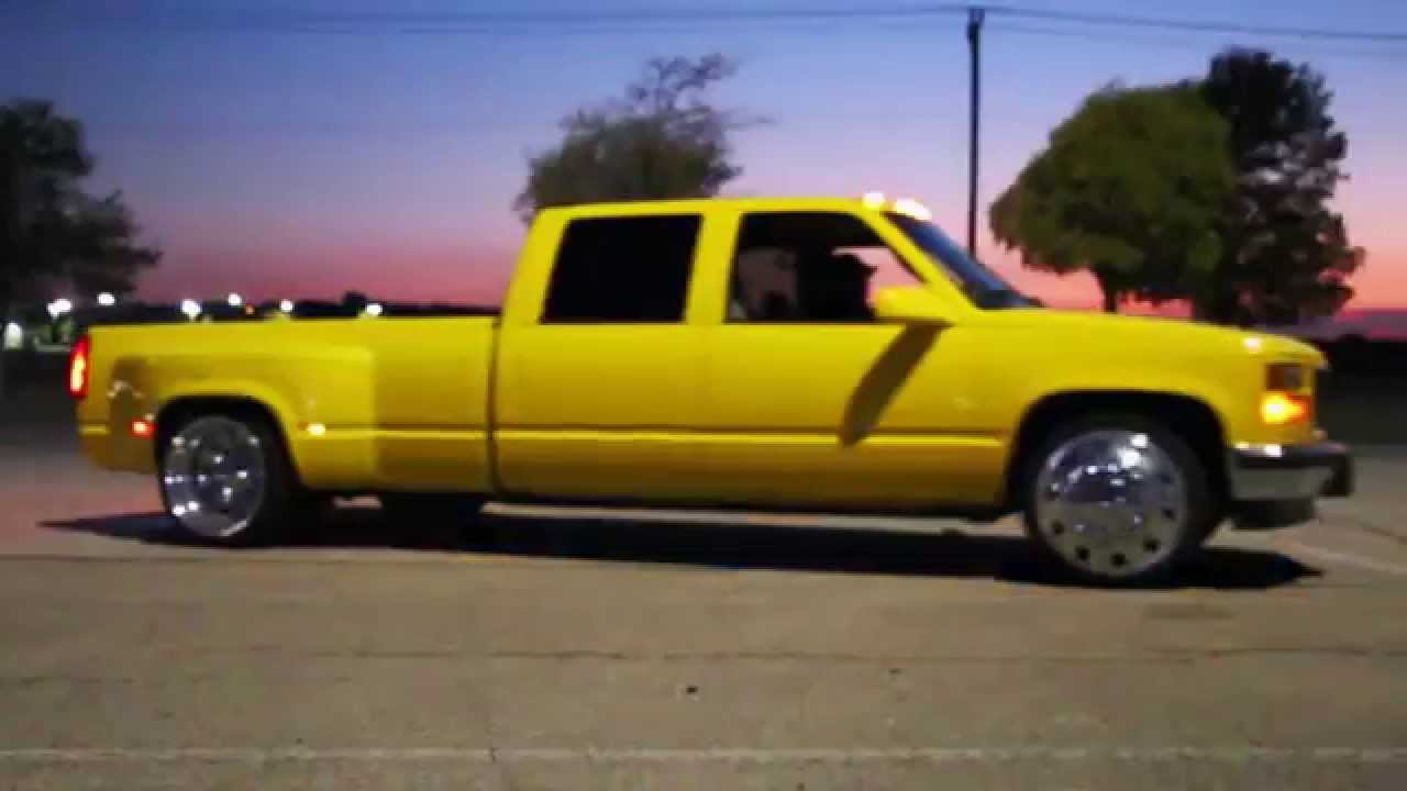 Bagged Dually - YouTube