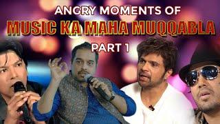 Angry Moments of Music Ka Maha Muqqabla