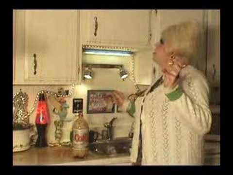 The Trailer Park Mentos Diet Coke Experiment with Jolene
