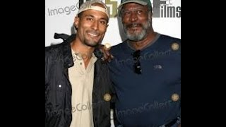 Son gives Props to Father, John Amos