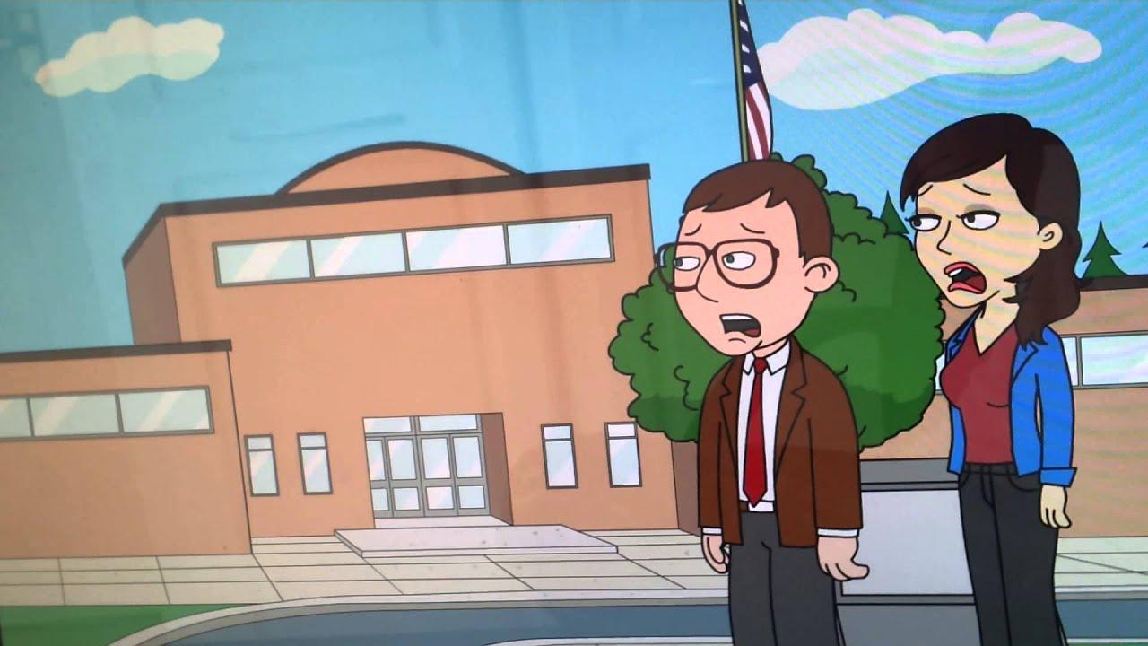 PC Guy The Movie: School Blow Up Scene - YouTube