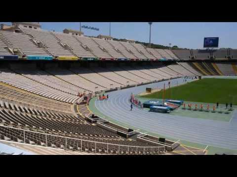 Barcelona Olympic Stadium 06072016 3