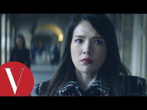 Vogue封面短片:甯  許瑋甯X張鈞甯懸疑演出