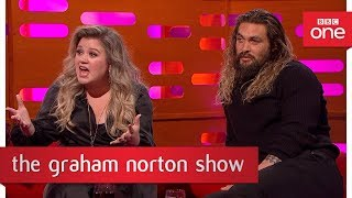 Download Lagu Kelly Clarkson gets offended by a story from the big red chair - The Graham Norton Show - BBC One Gratis STAFABAND