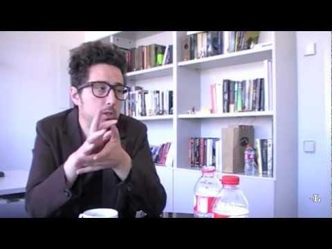 Canal-l: Patricio Pron. el Espíritu De Mis Padres Sigue Subiendo En La Lluvia video