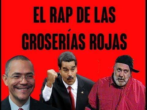 El Rap de las Groserías Rojas