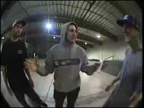 Eric Koston Vs Rob Dyrdek In A Game Of S K A T E