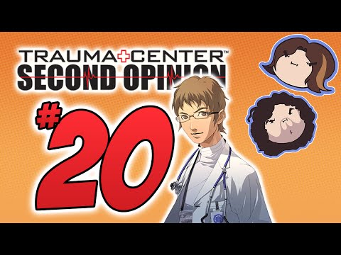 Trauma Center Second Opinion: A Bomb!?! - PART 20 - Game Grumps
