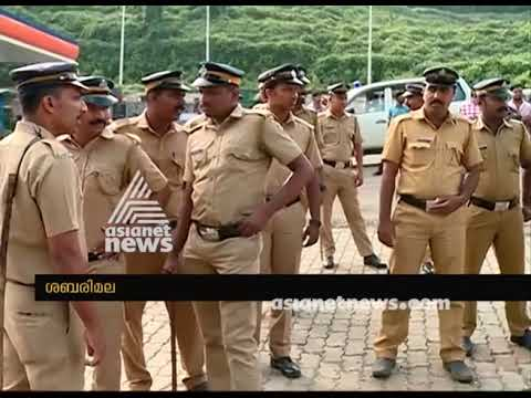 Women police aged above 50 appointed at Sabarimala
