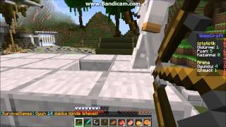 Minecraft Hunger Games 2 Team Olduk la