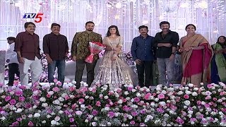 Celebraties At Hero Rajasekhar Sister Son Engagement