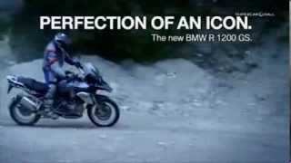 The New BMW R 1200 GS Adventure 2014