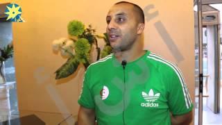 بالفيديو: الاعب الجزائري يونس محتار ومشاركته في الكاتا التقليدي