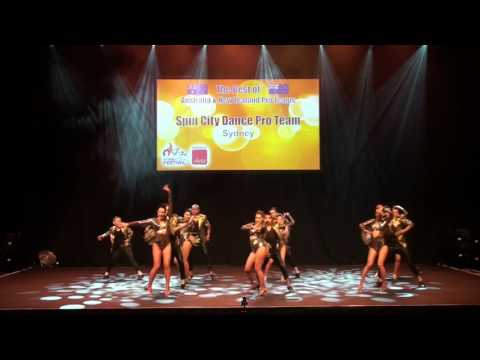 Sydney Latin Festival 2017 - SPIN CITY PRO TEAM