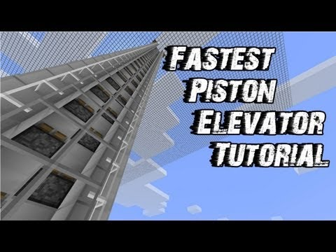 Fast Piston Elevator v1 Music Videos