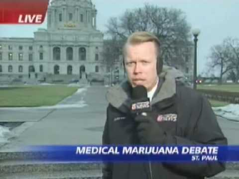KSTP-TV Channel 5 ABC Minnesota Medical Marijuana Hearing 02/11/2009