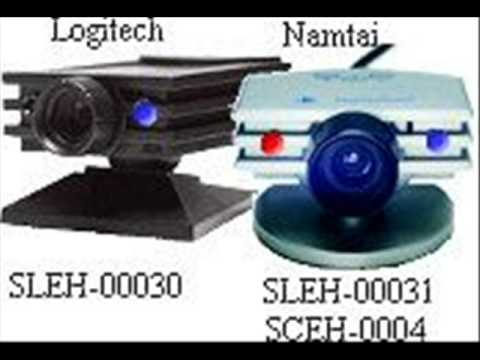 Eye Toy PS2 como Web Cam para PC