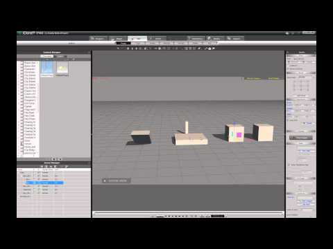 Iclone 5: Null objects usage part one by stuckon3d