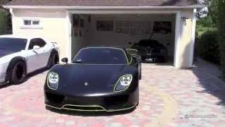 7 Reasons Why I Love My Porsche 918 Spyder
