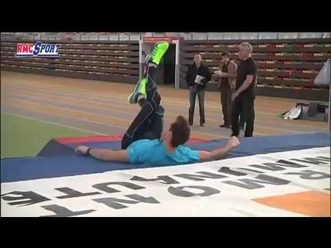 """Athlétisme / Lavillenie : """"Je suis loin d'être fini"""" 28/03"""