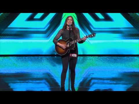 Beautiful Rendition By Sarah Spicer - The X Factor Nz On Tv3 - 2015 video