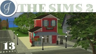 Let's Play The Sims 2 All In One ~ Gameplay  ▶Kathy Buys The General Store◀  Mods & CC ~ Part 13
