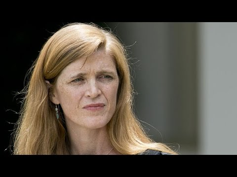 We Need Political Solution on Syria, Samantha Power Says