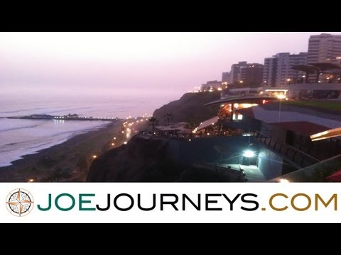 Lima - Peru  | Joe Journeys