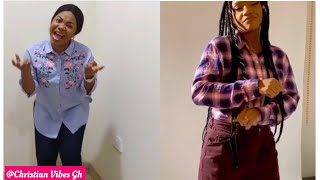 Mercy Chinwo And Ada Ehi In A Fierce Dance Battle. Who won ?