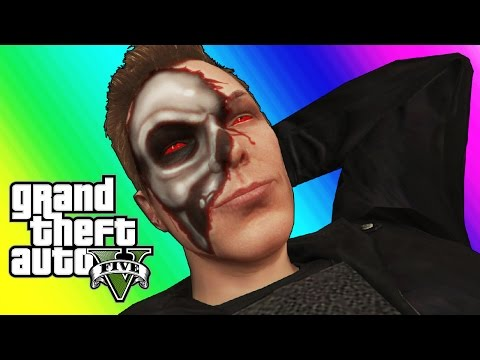 GTA 5 Online Funny Moments - Vanoss Therapy Sessions & ALRIGHT Company!