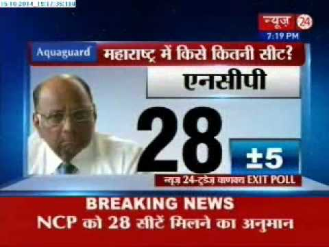 News24-Chanakya exit poll: BJP to get clear majority in Maharashtra